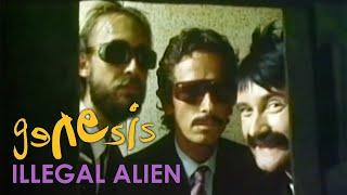 Genesis - Illegal Alien (Official Music Video)