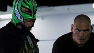 Rey Mysterio trains Cain Velasquez for his WWE debut: WWE Chronicle (WWE Network Exclusive)
