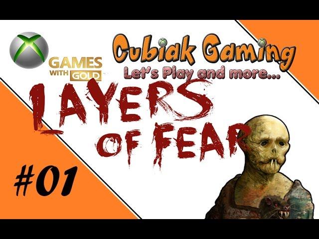 DIE 50 KG RATTE ★ Let's Play Layers of Fear #01