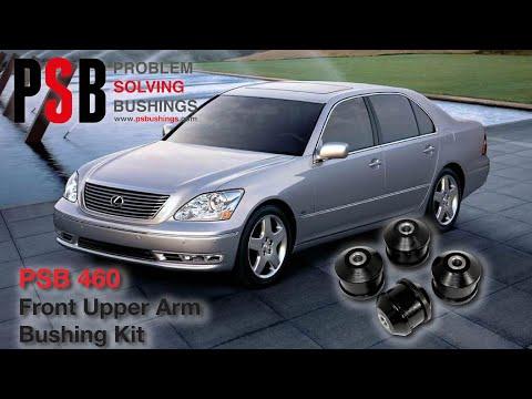 Lexus Ls460 07 14 Front Upper Arm Bushing Kit Installation Psb