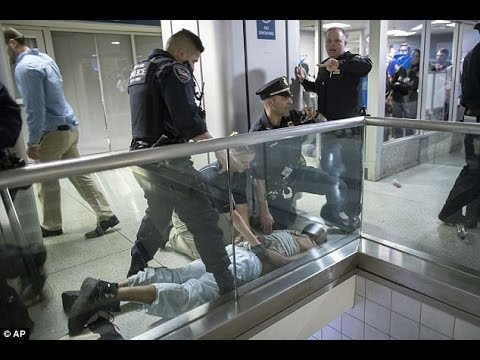 Disorderly Guys and a Taser sets off Mass Hysteria at Penn Station