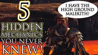 5 Hidden Mechanics y๐u NEVER knew! - Warhammer 2 Secrets