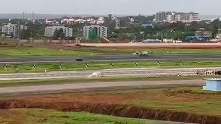 Вмс Индии Устроило Гонку Между Lamborghini И Истребителем Миг-29k