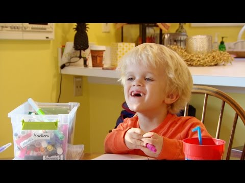 All Jack Wants For Christmas Are His Two Front Teeth, And A Cell Phone | Our Little Family