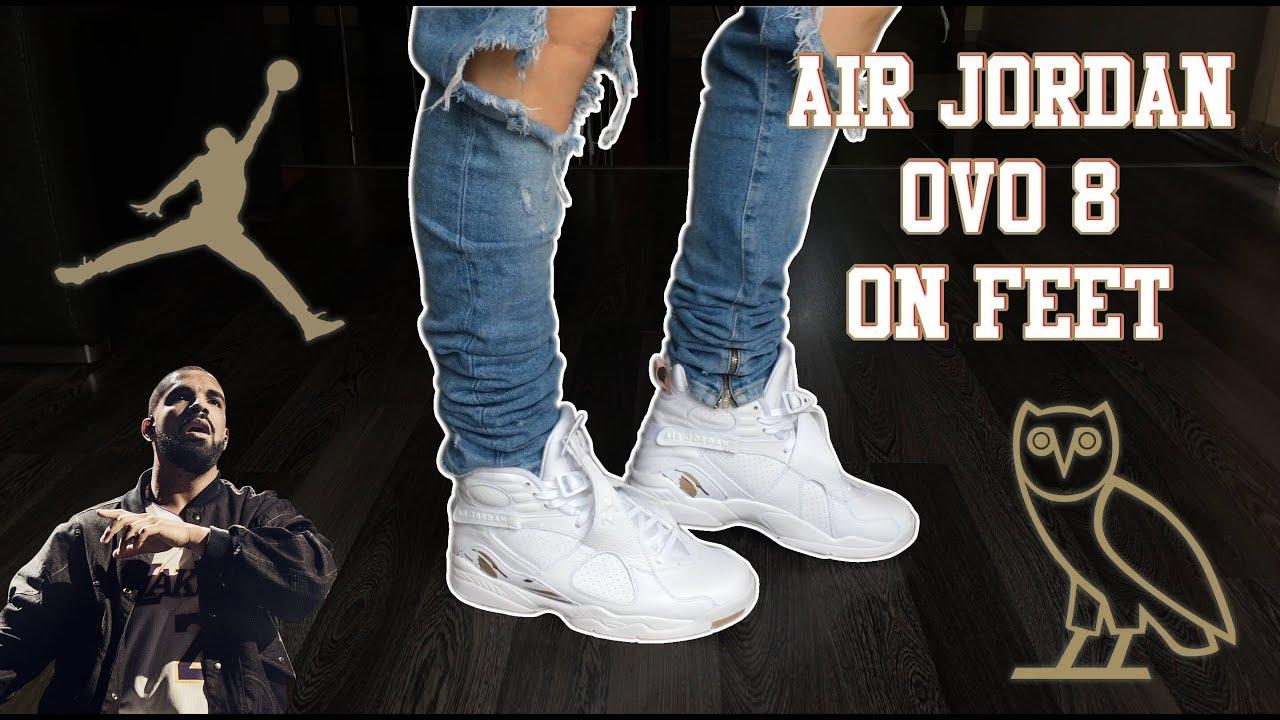 c262b7f94d2267 Air Jordan 8 Retro OVO