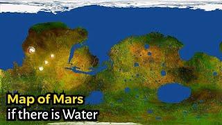 मंगल ग्रह की देखने लायक जगहे (Landscape of Planet Mars)