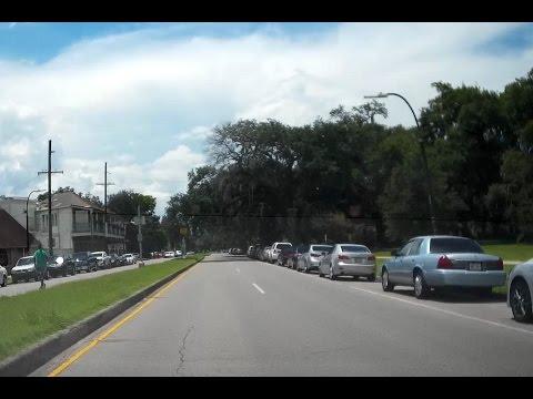 Road Trip #022 - City Park Avenue, New Orleans