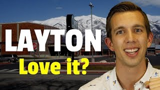 Top 5 reasons to move to Layton, UT