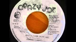 CORNELL CAMPBELL+ ERROL T - Rasta come from jail + Freedom (1980 Crazy Joe)