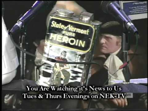 It's News To Us - Newport Vermont's Oldest Television News Program - 1/14/15