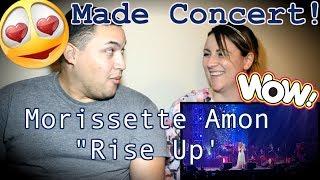 Morissette belts out Rise Up at Morissette Is Made Concert|COUPLES REACTION