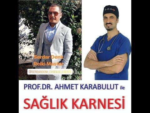 KALP HASTALARININ REİKİ İLE TEDAVİSİ (EN TEMEL BİLGİLER) - SERDAR DENK - PROF DR AHMET KARABULUT