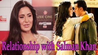 Katrina Kaif talk about Her Relationship with Salman Khan | Katrina Kaif, Salman Khan