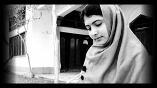 Tribute to Malala Yousufzai-Dhoondo Ge Agar Mulkon Mulkon by Abida Parveen