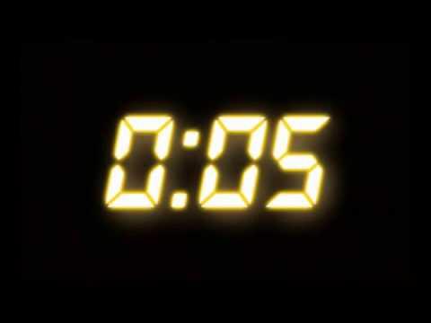 """24"" clock countdown (10 seconds)"