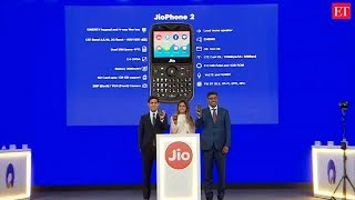 Jio Phone 2 at Rs 2,999: Key features, offer and launch date