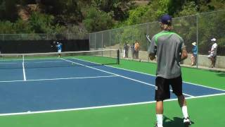 07 25 2010 Hitting with Bryan Brothers 1 of 6