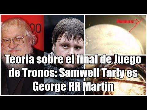 Teoria sobre el final de Juego de Tronos: Samwell Tarly es George RR Martin