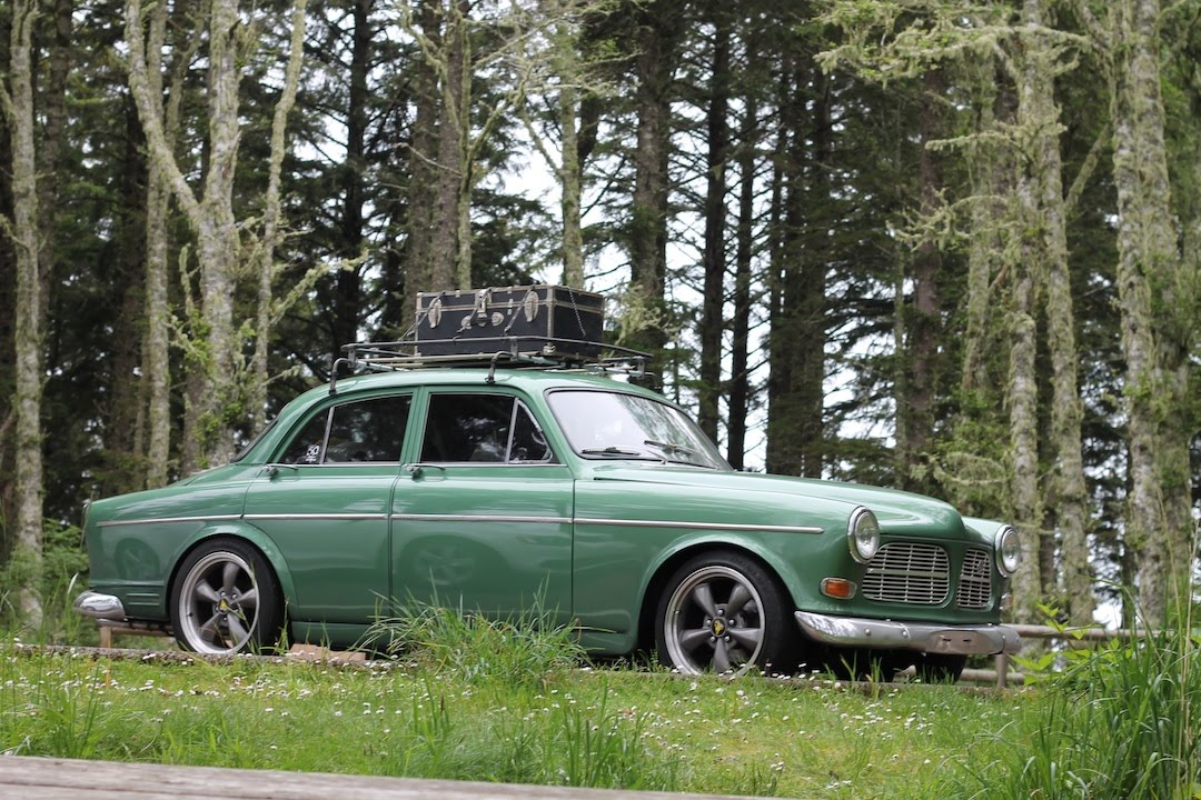 Portland OR Bust! (Volvo 122s Amazon Road Trip) - YouTube
