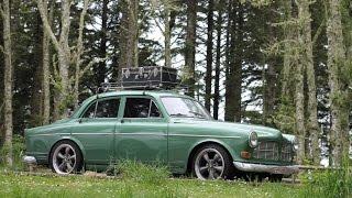 Portland OR Bust! (Volvo 122s Amazon Road Trip)