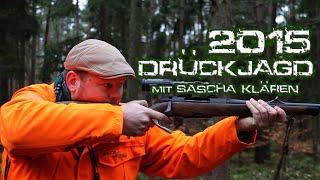 Drückjagd mit Sascha Klären - Test Steyr Mannlicher SM 12 Reset Action