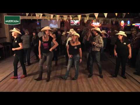 Line Dancing Cowboy Immagini & Line Dancing Cowboy Fotos