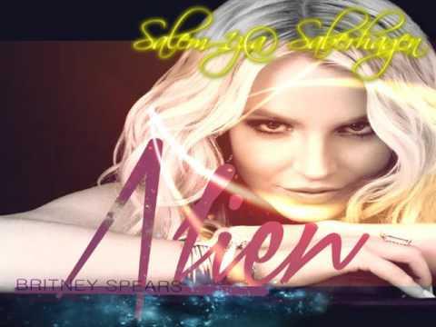 Britney Spears - Alien (KARAOKE  HD INSTRUMENTAL)