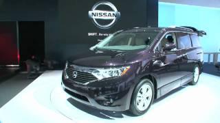 2011 Nissan Quest - 2010 Los Angeles Auto Show