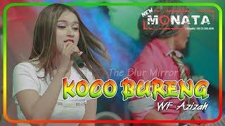 The Blur Mirror - NEW MONATA - KOCO BURENG ~ WaFiq Azizah   ||   Live in Telogo Sewu