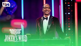 Snoop Puts the G Back in Game Show [PROMO] | The Joker's Wild | TBS