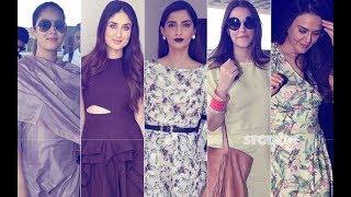 STUNNER OR BUMMER: Mira Rajput, Kareena Kapoor, Sonam Kapoor, Neha Dhupia Or Preity Zinta? |SpotboyE