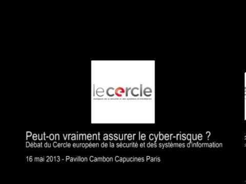 DEBAT DU CERCLE - Peut-on vraiment assurer le cyber-risque ?
