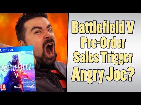 Battlefield V Pre-Orders Trigger Angry Joe? thumbnail