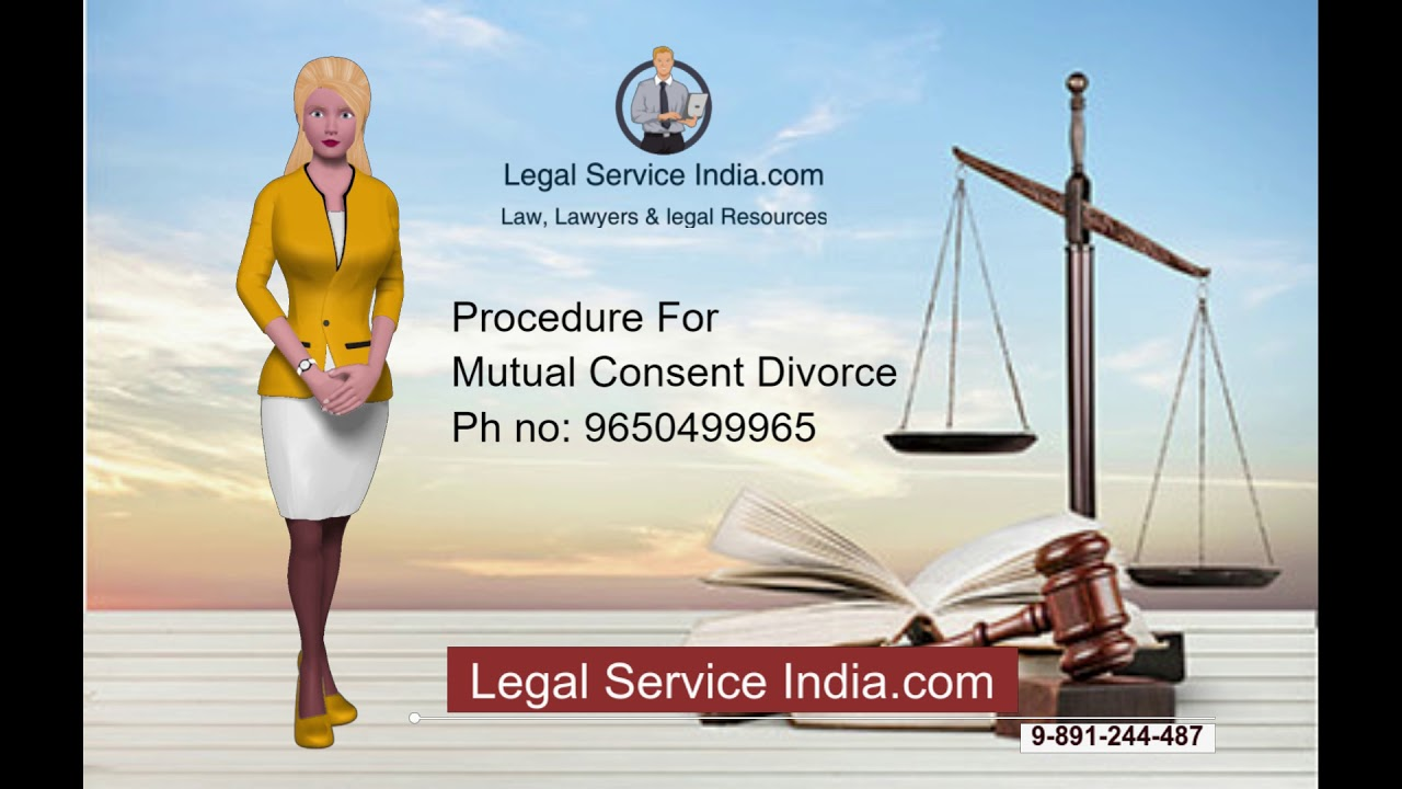 Divorce in Delhi - online Divorce - Mutual Consent Divorce
