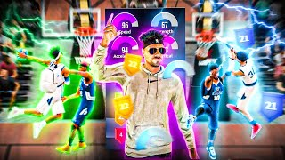 MY OFFENSIVE THREAT GOT EXPOSED AT THE 1v1 RUSH EVENT ON NBA 2K20?! BEST BUILD & JUMPSHOT NBA 2K20