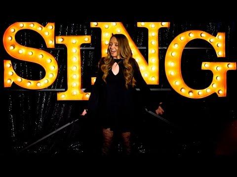 Faith - Stevie Wonder ft. Ariana Grande (SING Movie) (Ali Brustofski Cover)