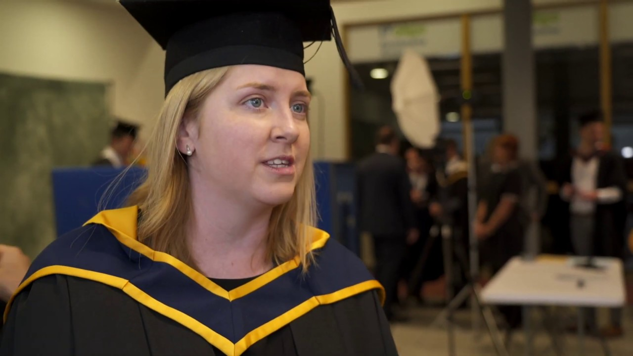 IT Sligo Online Graduate Story: Masters in Science in Quality