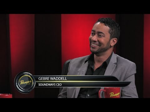 Soundways CEO Gebre Waddell - Pensado's Place #324