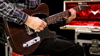 Fender Custom Shop Limited Edition George Harrison Rosewood Telecaster Electric Guitar
