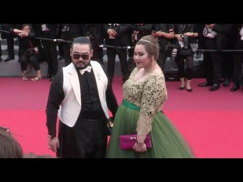 Guests for the Premiere of The Killing Of A Sacred Deer at the Cannes Film Festival 2017