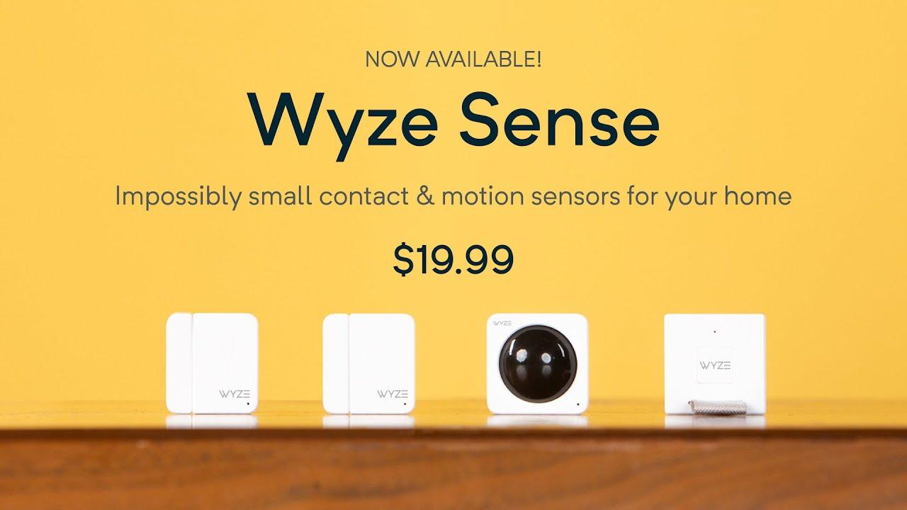 Wyze Sense Contact Sensor Kit - GeeWiz
