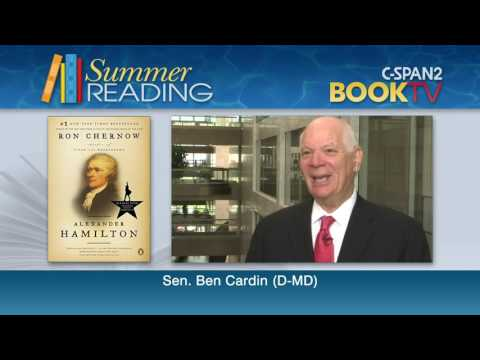 2016 Summer Reading - Sen. Ben Cardin (D-MD)