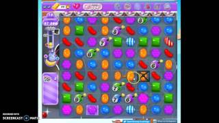 Candy Crush Dreamworld Level 384 help w/audio tips, hints