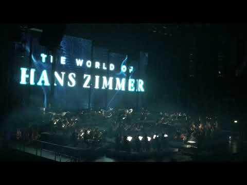 HANS ZIMMER concert in Dublin, IRELAND