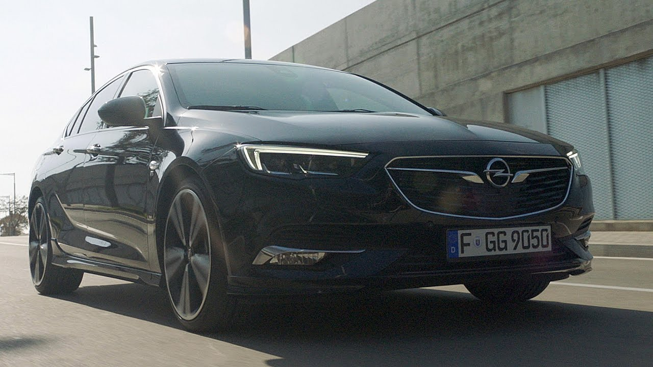 2017 opel insignia grand sport and sports tourer youtube. Black Bedroom Furniture Sets. Home Design Ideas