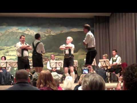 Traditional Tirolian Folk Dances