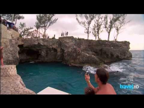 Sam Brown in Jamaica!  In HD!