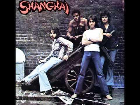 Shanghai - Shanghai (1974) (Vinyl Rip) (UK/US, Classic Rock, R&B)