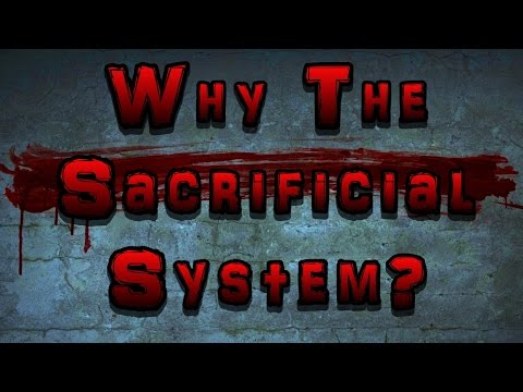 Why The Sacrificial System? | A Christian Response
