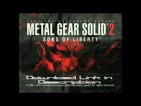 Best SoundEffects from Metal Gear Solid 2 + Download